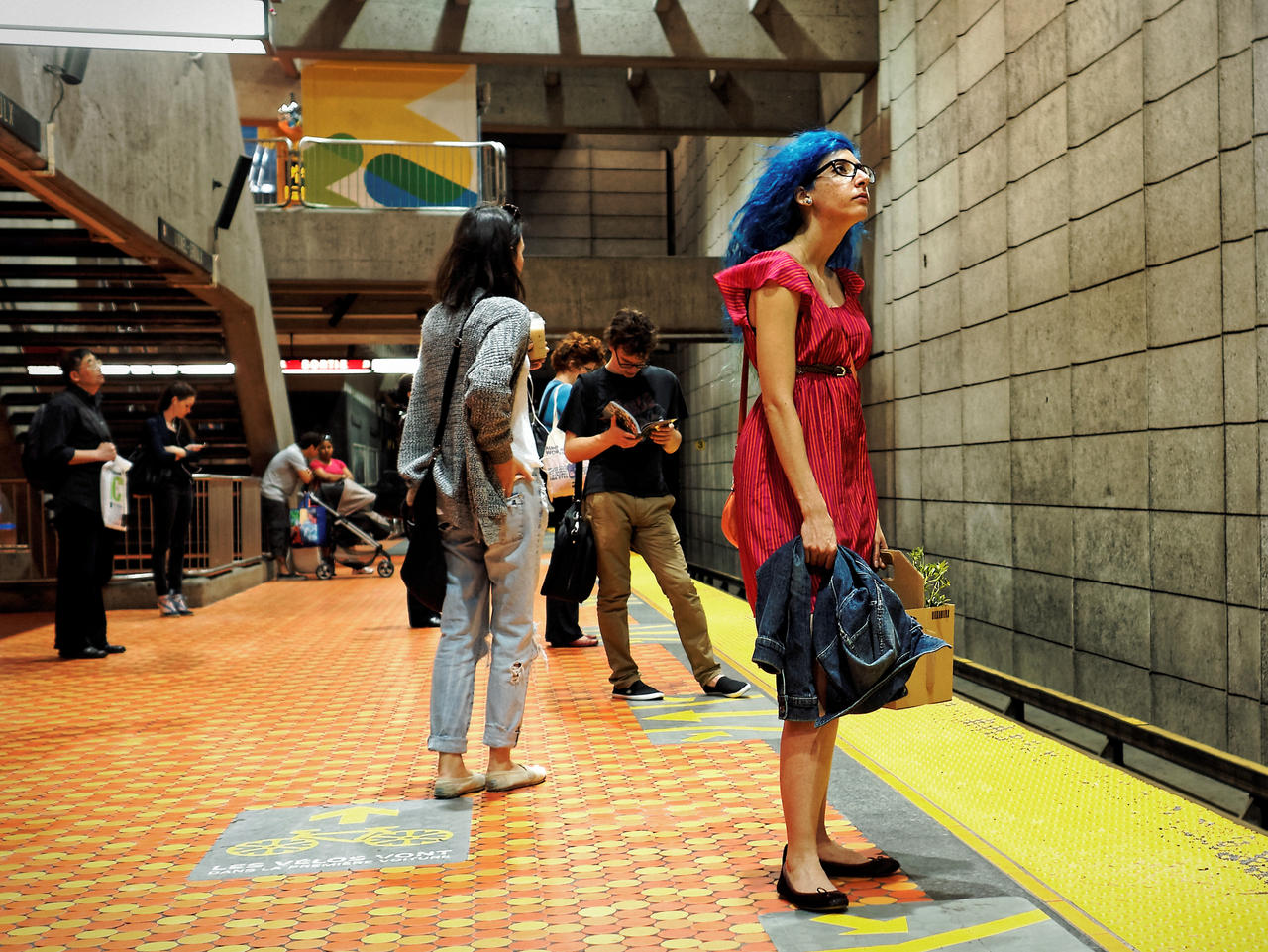 Underground Colors by Vermontster