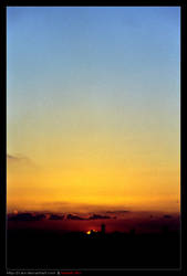 sunset sky2 by caio