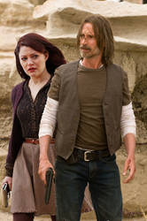 Nicholas Von Stiltskin and Belle by RipperBlackstaff