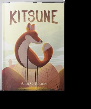 Book-cover-illustrator-designer-alan-o-rourke-fox-