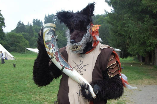 Horn for Grimm