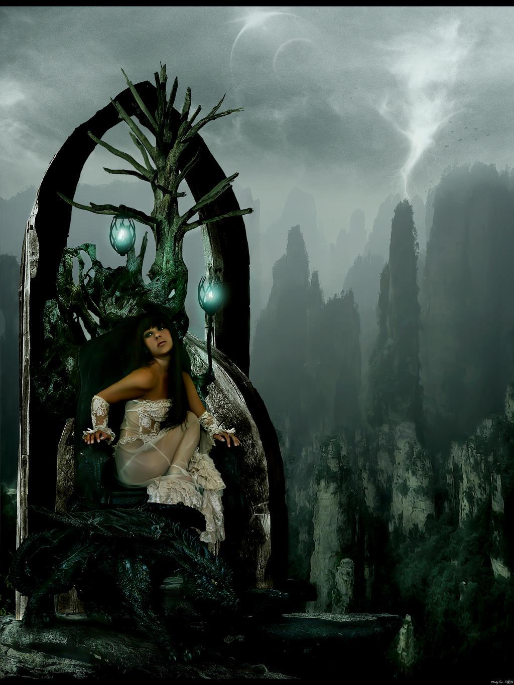 Mysticaa, les terres magiques volume2.