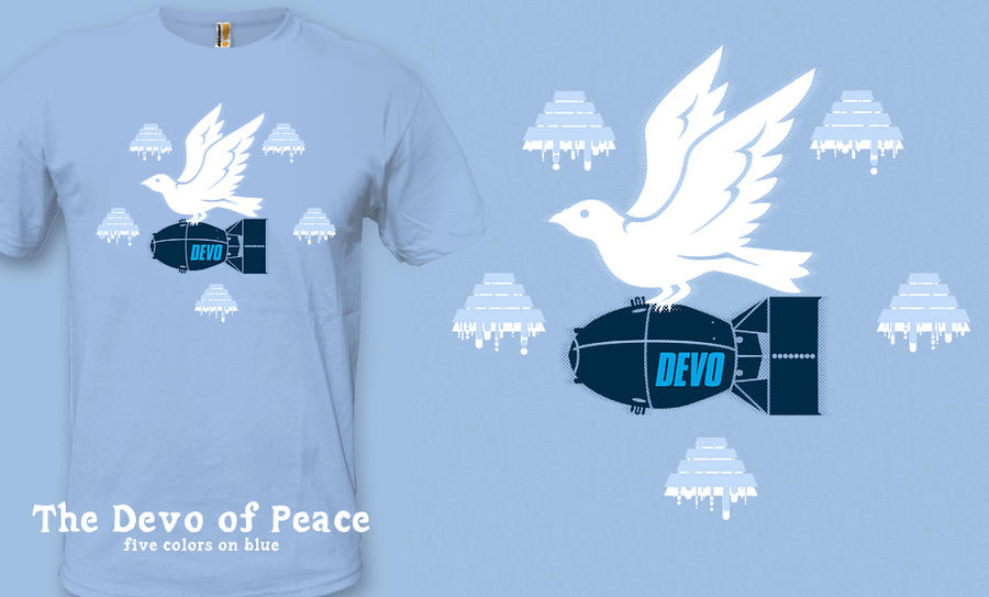 The Devo of Peace by InfinityWave