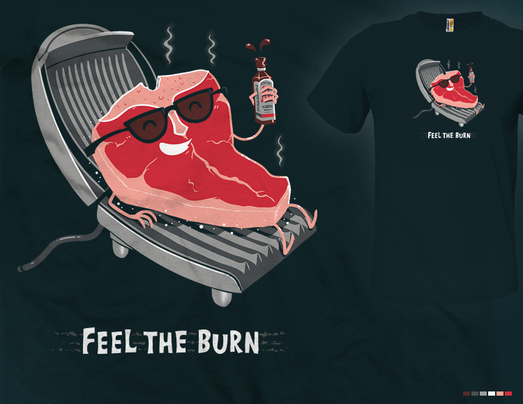 Feel the Burn by InfinityWave