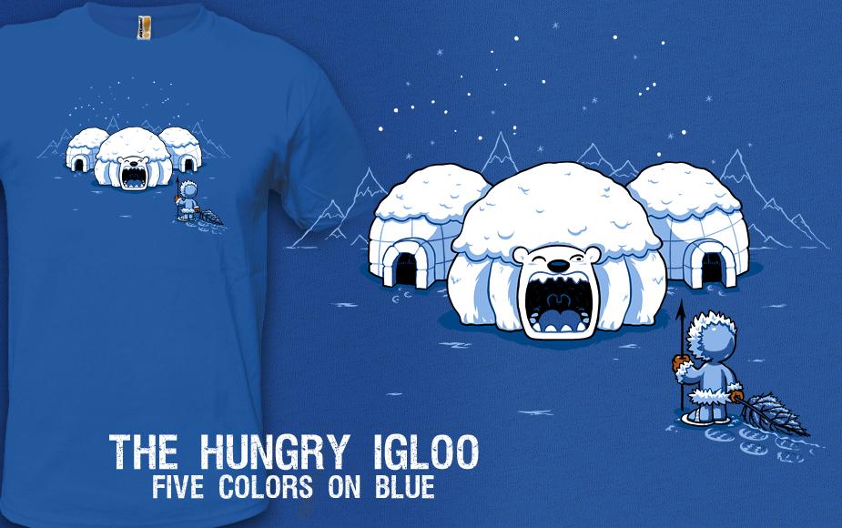 The Hungry Igloo