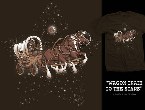 Wagon Train to the stars 2.0