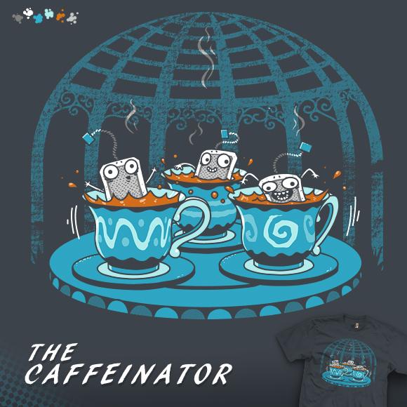 Ride the Caffeinator by InfinityWave