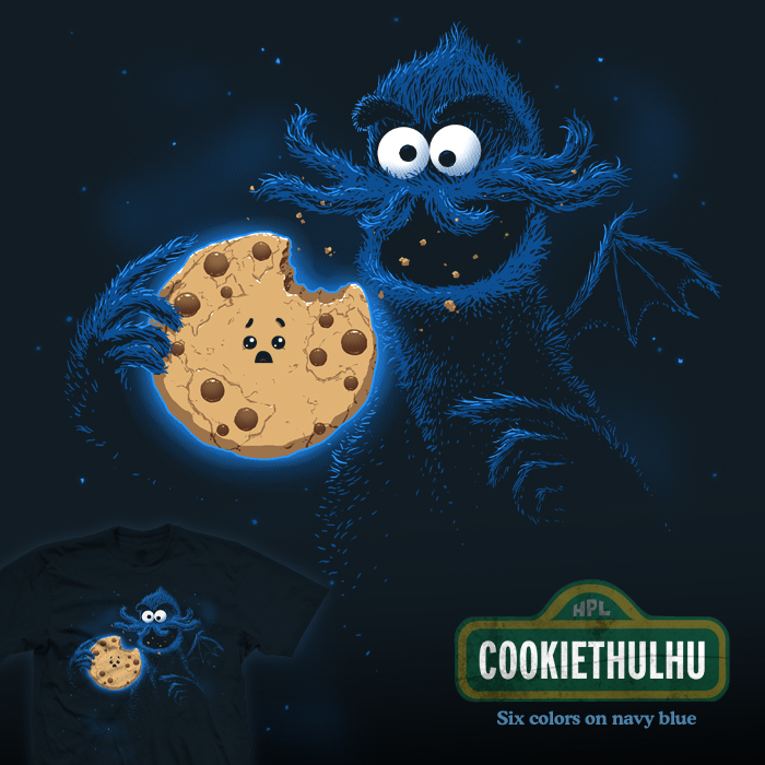 Cookiethulhu by InfinityWave