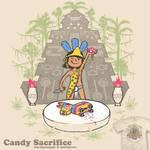 Candy Sacrifice - tee