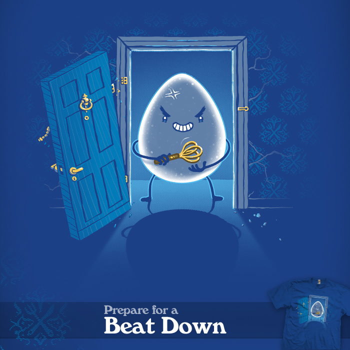 Beat Down - tee by InfinityWave