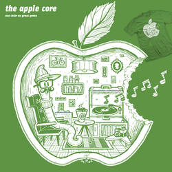 The Apple Core - tee