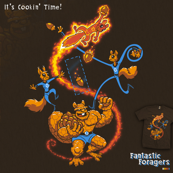 It's Cookin' Time - tee by InfinityWave