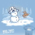 Nose Thief - tee
