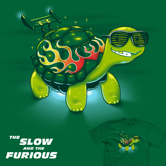 The Slow and the Furious by InfinityWave