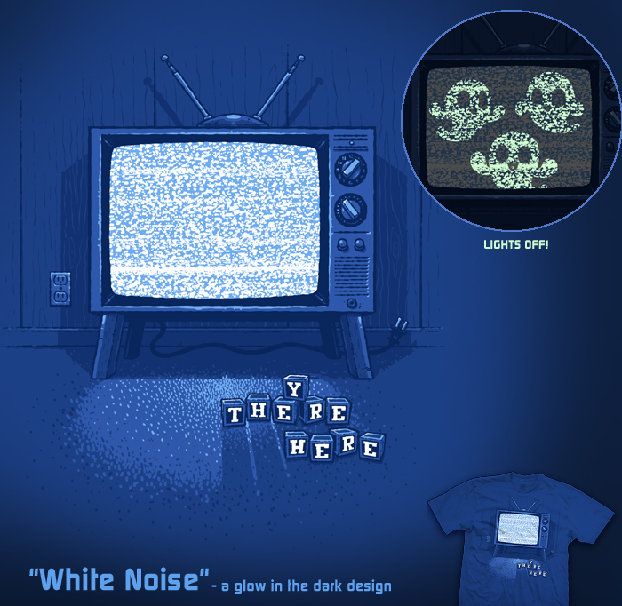 White Noise by InfinityWave