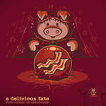 A Delicious Fate - tee