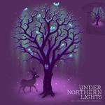 Under Northern Lights - tee