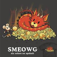 Smeowg - tee by InfinityWave