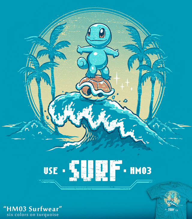 HM03 Surfwear - tee by InfinityWave