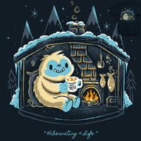 Hibernating 4 Life - tee