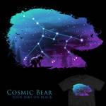 Cosmic Bear - tee