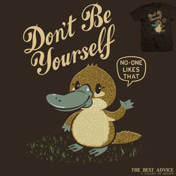 The Best Advice - tee by InfinityWave