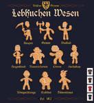 Grimm Gingerbread - v2 tee