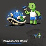 Winners Are Made - tee