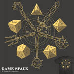 Game Space - roleplaying tee
