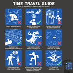 Time Travel Guide - tee