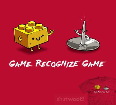 Got Game II - tee by InfinityWave