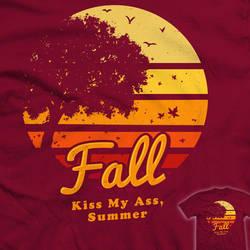 Kiss My Ass, Summer - tee