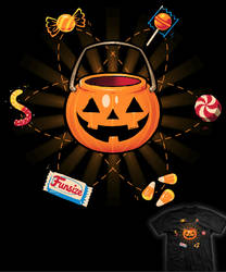 Candy Science - tee