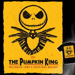 The Pumpkin King - tee