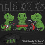 Not Ready To Rock - tee