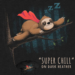 Super Chill - tee