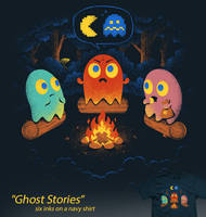 Ghost Stories - tee