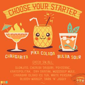 If you like Pika coladas - tee