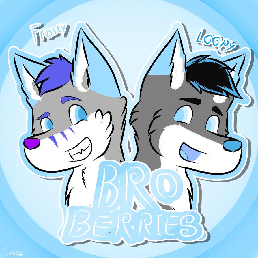 Bro Berries by LoopyTheWolfy