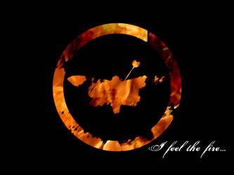I Feel The Fire... by Liekkii
