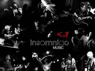I Love Insomniac by Liekkii