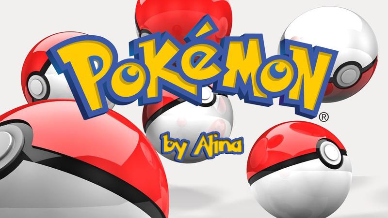 Pokemon by AlinaValo