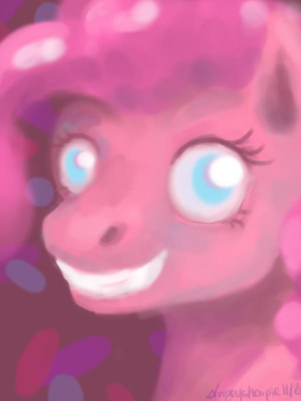 Too much pink by StripeySharpie