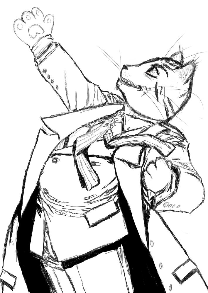 Gentleman, we shall have catnip! by UndesiredValentine