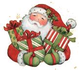 Santa (PNG) by Momowhorland