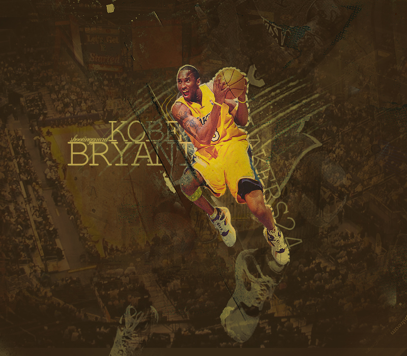 Kobe Bryant by A7XASevenfoldA7X