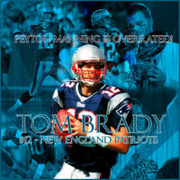 Tom Brady by A7XASevenfoldA7X