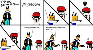 Chaos Disorder 2 - Mushroom