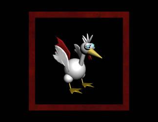 the Chicken by truncheonm