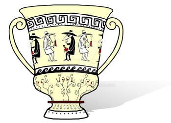 Greek Spy Pottery